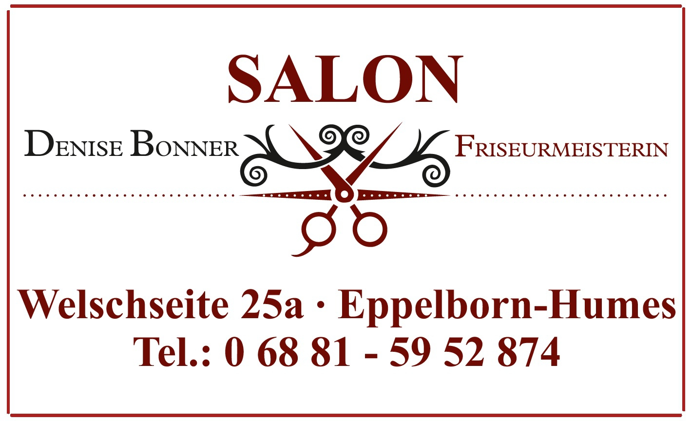 Salon Denise Bonner