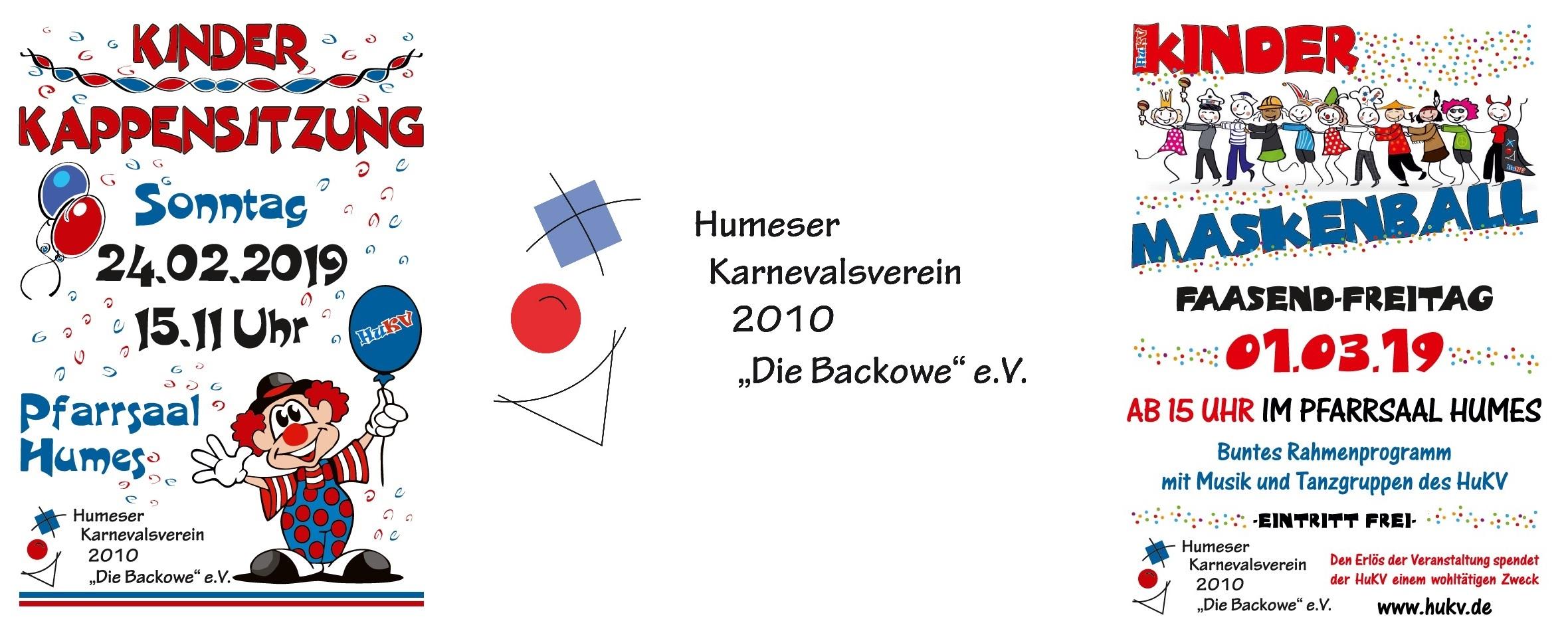 Header HuKV-Kinderveranstaltungen 2019