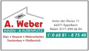 A. Weber - Innen- und Außenputz