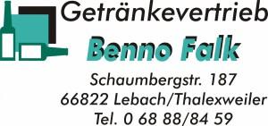 Getränke Benno Falk