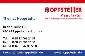 Hoppstetter